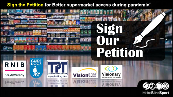 Sign Petition for Better supermarket access during pandemic!