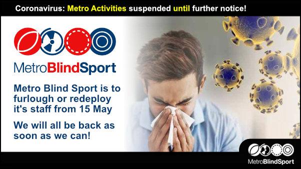 Coronavirus: Metro Activities suspended until further notice!