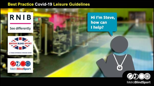 RNIB BBS & Metro Blind Sport's Best Practice Leisure Guidelines