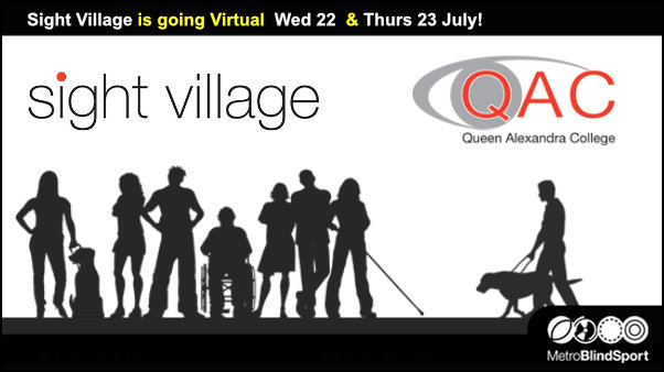 Sight Village is going Virtual - 22-23 July