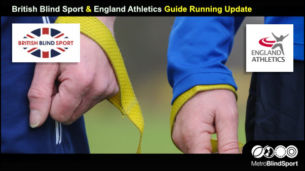 BBS & England Athletics Guide Running Update