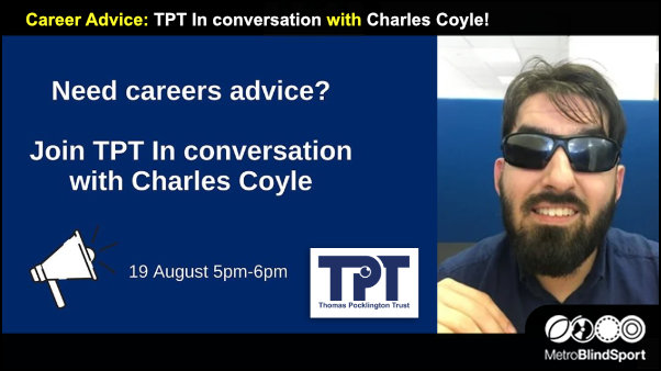 Career Advice: TPT In conversation with Charles Coyle