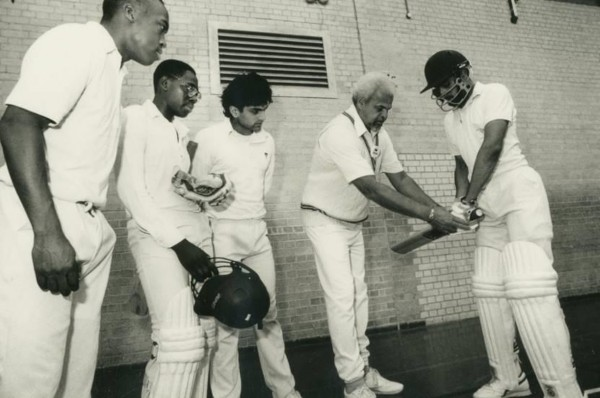 Haringey Cricket College, Selby Centre, 1980s