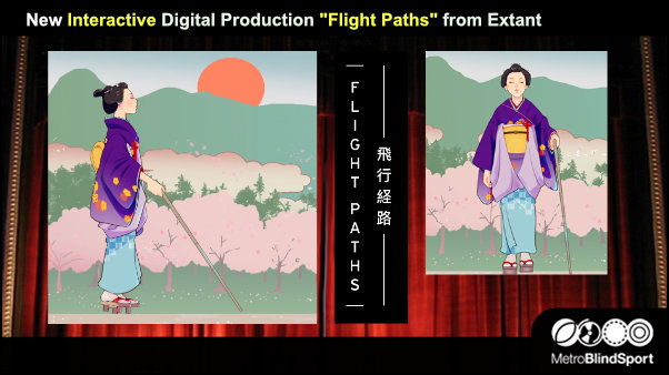 New Interactive digital production of Flight Paths from Extant