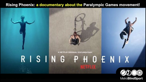 Rising Phoenix: a documentary about the Paralympic Games movement