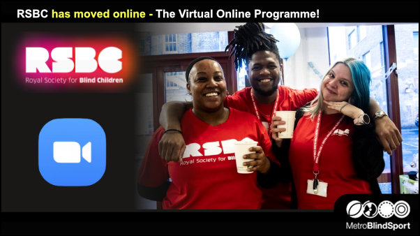 RSBC has moved online - The Virtual Online Programme!
