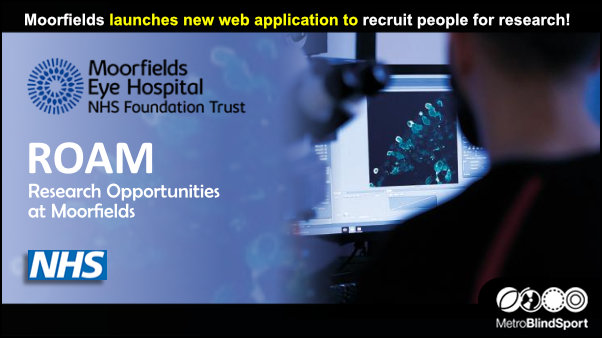 Research Opportunities at Moorfields