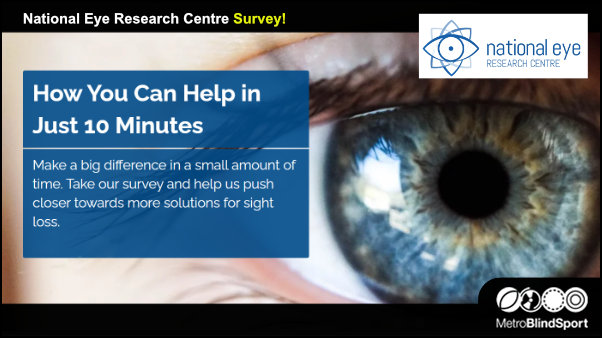 National Eye Research Centre survey