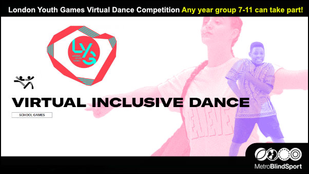 London Youth Games Virtual Dance Competition