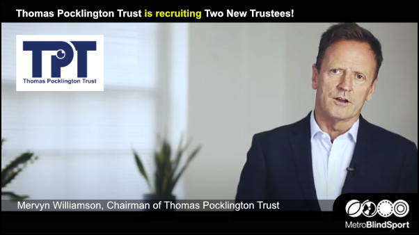 Thomas Pocklington Trust is recruiting Two New Trustees!