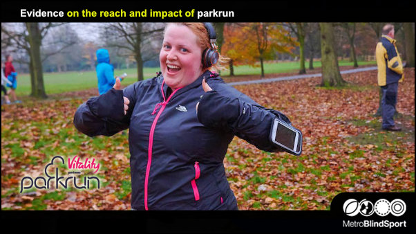 Evidence on the reach and impact of parkrun