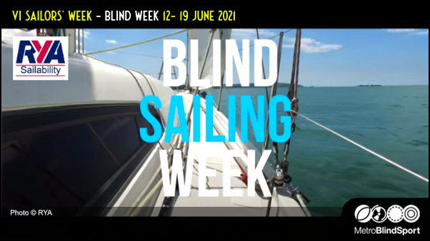 VI Sailors' Week - Blind Week 12- 19 June 2021