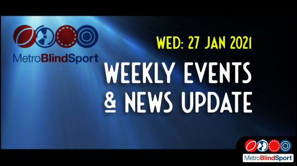 Event and News Update 27 Jan 2021