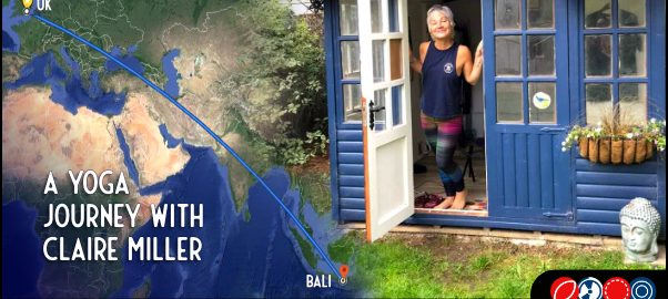 A Yoga Journey with Claire Miller!