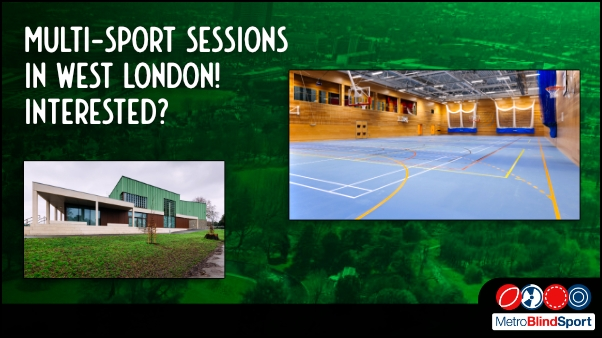 Multi-Sport Sessions in West London: Interested?