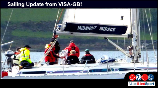 Sailing Update from VISA-GB!