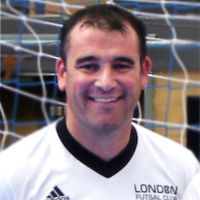 Gareth Jones - Football Sport lead for Metro Blind Sport