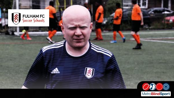 Fuham FC Soccer school Adult Football starts 16 Sept