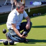 Bowls session at Walthamstow Borough Bowling Club