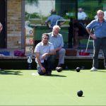 1st bowls session at Walthamstow Borough Bowling Club
