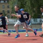 100m. Bradley Stannett