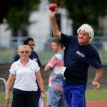 Roy Smith ball throw