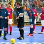 Ref's - Banter before kick off